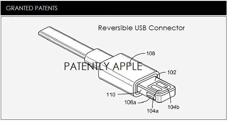 USB réversible Apple