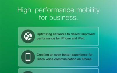 Que va nous apporter le partenariat Cisco / Apple ?