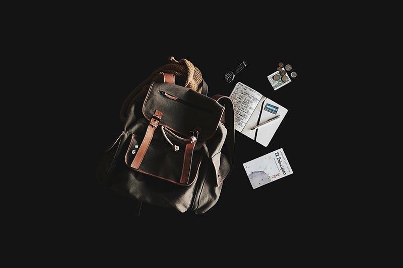 7 Articles de tous les jours que vous pouvez transporter dans votre sac