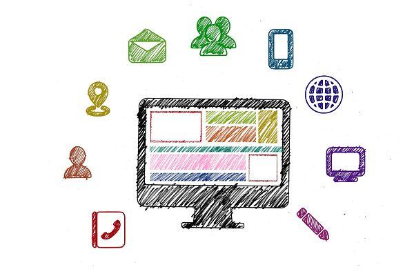 organisation matricielle : reseaux sociaux