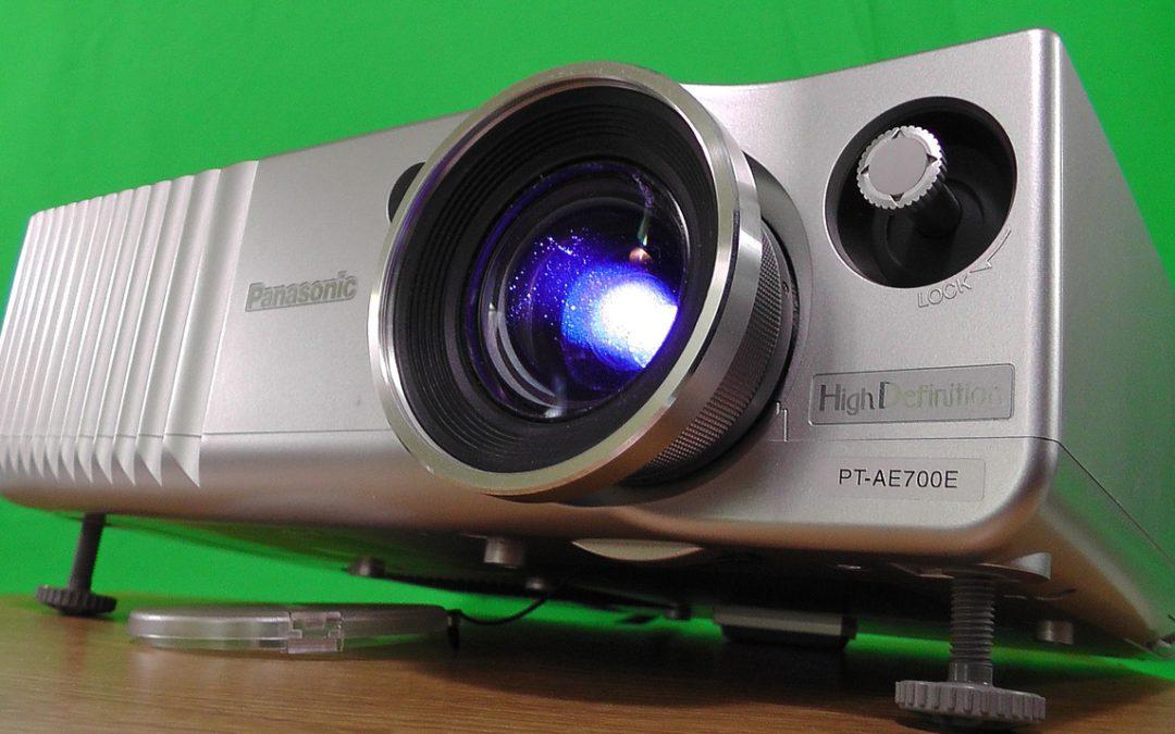 Vidéoprojecteur : connaître les différents composants pour bien choisir